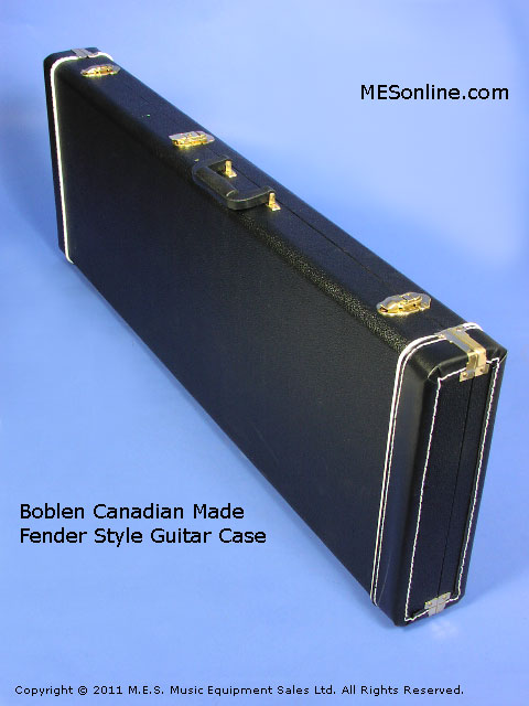fender strat telecaster guitar case by boblen. Black Bedroom Furniture Sets. Home Design Ideas